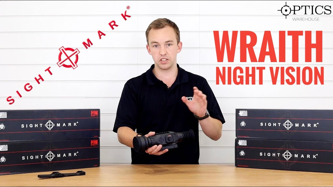 Sightmark Wraith Digital Day/Night Rifle Scope - Quickfire Review