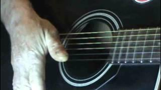 Ритм для песни Вальс Бостон (Уроки игры на гитаре)