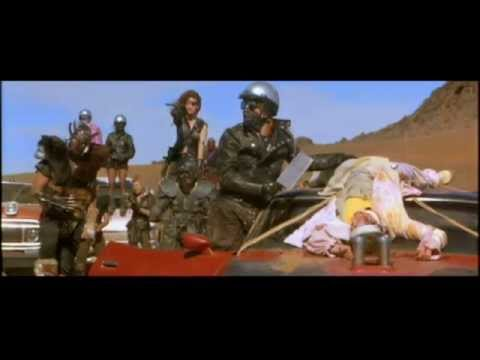 Interesting and cryptic details in MAD MAX 2 the ROAD WARRIOR