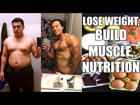 BEGINNERS GUIDE TO LOSING WEIGHT, BUILDING MUSCLE AND NUTRITION