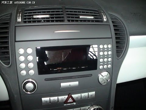 Android 4 4 4 For Mercedes Benz Slk Class R171 Car Dvd