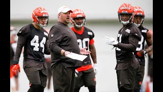 Gambar cover Terry Pluto talks Cleveland Browns: What rookie Head Coach Freddie Kitchens is handling