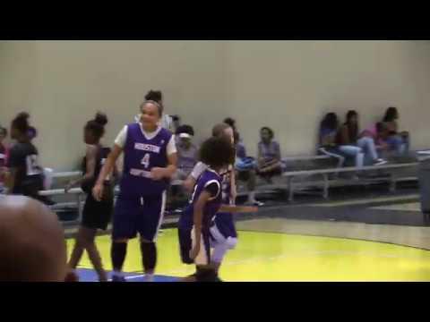 Highlights   Houston Lady Raptors (c/o 2021) vs Lady Rockstars 5 20 17