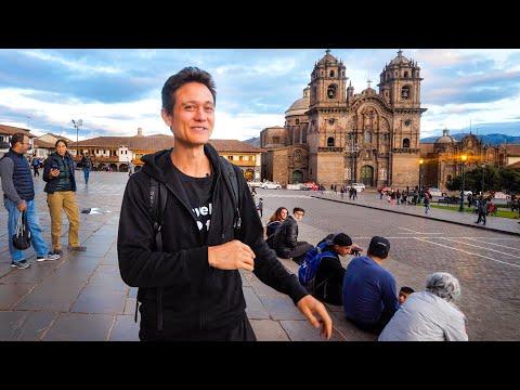 Guide To Cusco, Peru - Amazing HOTEL TOUR + Plaza De Armas And Peruvian Dinner!