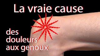 Libérez-vous de vos douleurs aux genoux