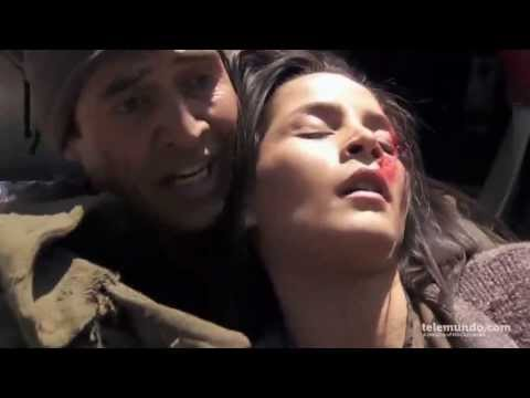Carmen Villalobos y Gabriel Porras- Detrás de cámaras (El ...
