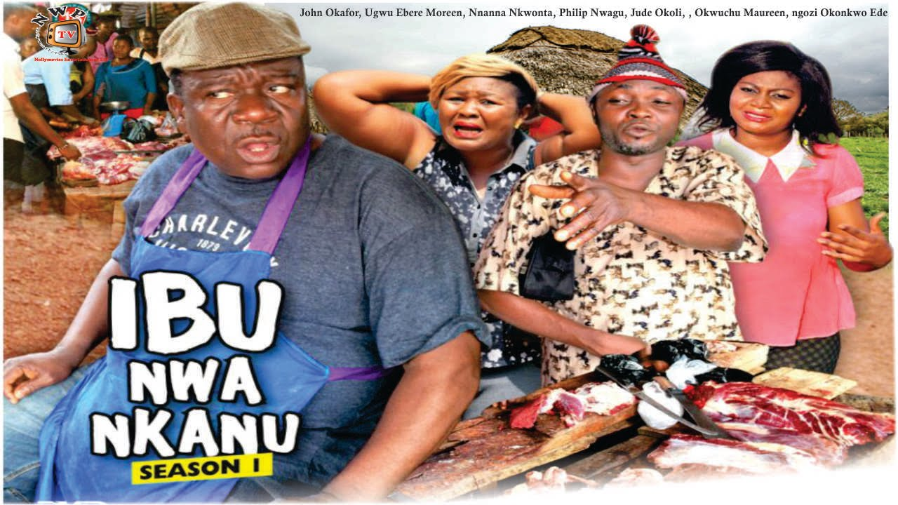 Download Ibu Nwa Nkanu  Season 1  - 2016 latest Nigerian Nollywood  movie