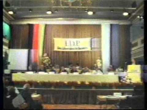 ARD Tagesthemen mit dem Bericht aus Bonn 13.11.1987