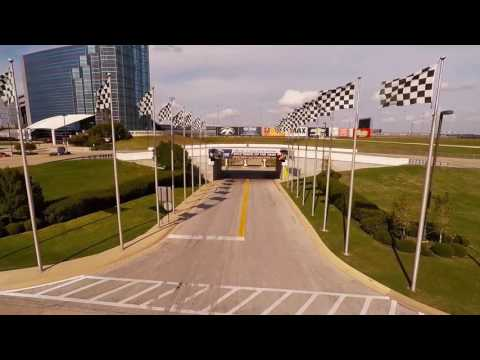 Texas Motor Speedway By Drone