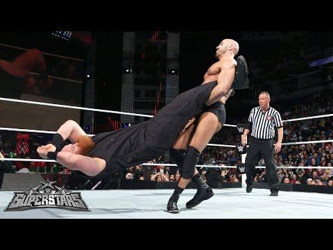 Erick Rowan vs. Cesaro: WWE Superstars, December 25, 2014 Movie / Tv Series