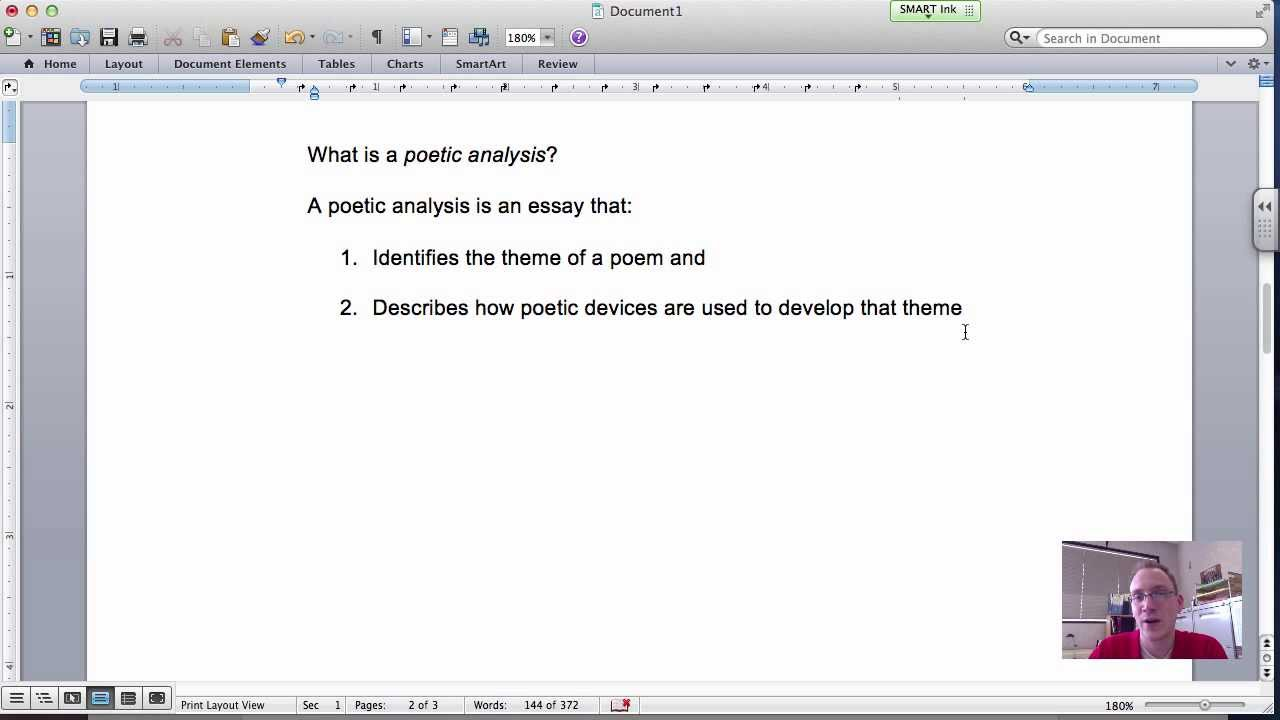 using a tpcastt to write a poetic analysis using a tpcastt to write a poetic analysis