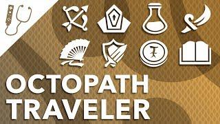 The Design of Octopath Traveler ~ Design Doc