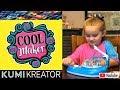 COOL MAKER / KUMI KREATOR / FRIENDSHIP BRACELET MAKER / SPIN MASTER / DIY 4 BFFs / UNBOXING & REVIEW