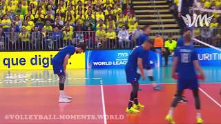TOP 10 Stupid Mistakes in Volleyball World League