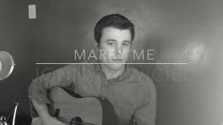 Train - Marry Me (Jonny Zywiciel Cover)