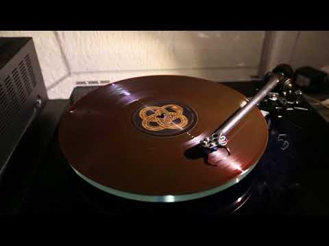 "Agalloch - The Serpent And The Sphere on 12"" Burgund Vinyl Full Recording"