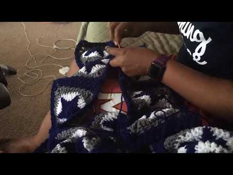 Cowboys All Star Blanket