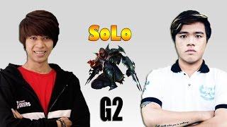 Junie vs QTV: Solo Zed | Game 2