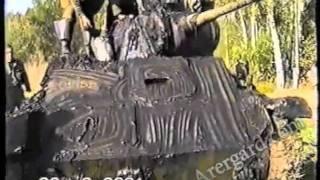 Подъем советского танка Т-70