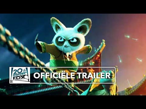 Kung Fu Panda 3 | Officiële trailer 2 | Nederlands gesproken