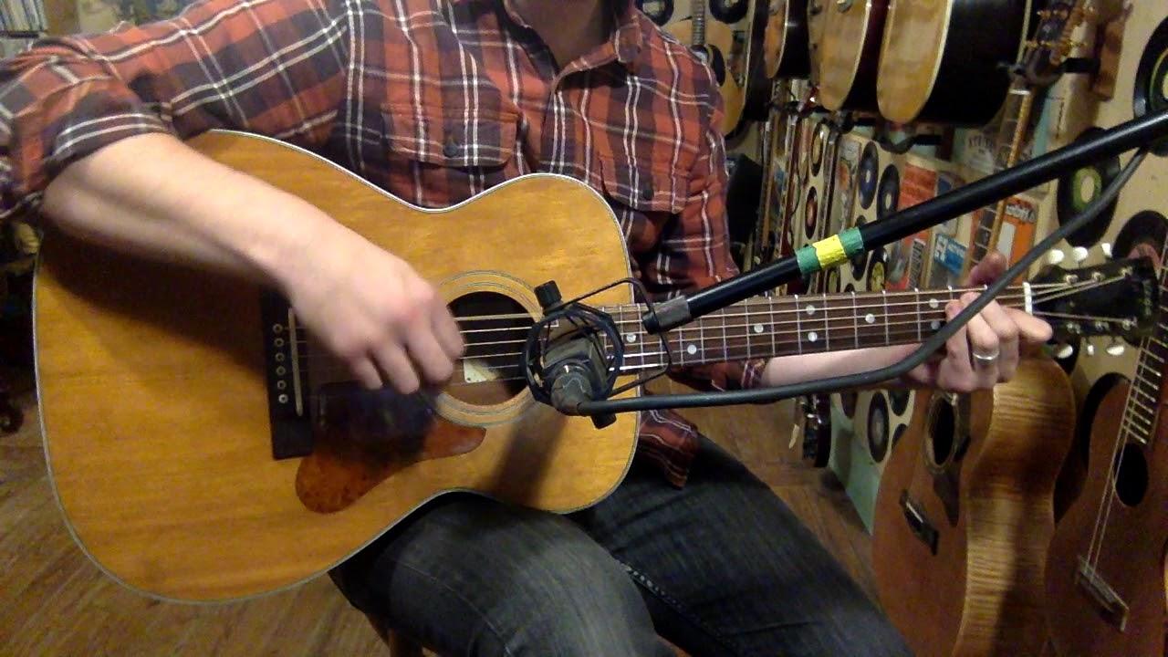 1960s Vega FT-90 000-size flattop guitar