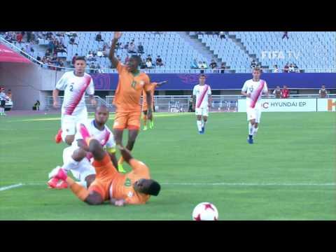 Youth World Cup 2017 Costa Rica Vs Zambia
