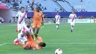Match 29: Costa Rica v. Zambia - FIFA U-20 World Cup 2017