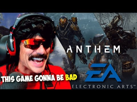 DrDisRespect on Why EA is The Worst Gaming Company Ever!