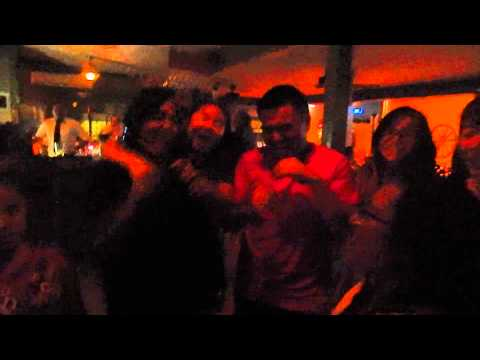ExCEL Family at Karaoke Bar - Oxford College of Emory University 2013