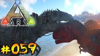 Ark survival evolved broodmother lyrix lvl100 vs giganotosaurus ark 059 giganotosaurus vs alpha rex hd malvernweather Choice Image