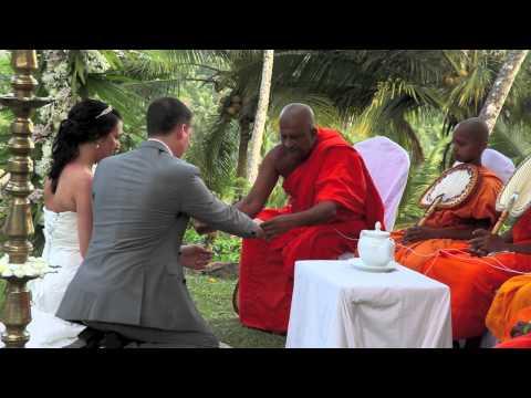 Wedding in Sri Lanka, at Kahanda Kanda, Boutique Hotel, near Galle