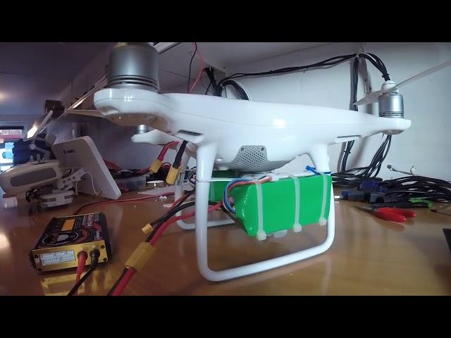 Посмотреть extra battery фантом дрон dji купить