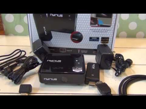 Nyrius Aries Prime Wireless HD Transmitter