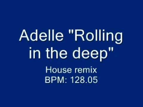 Adelle Rolling in the deep House remix