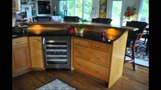 Custom Kitchen Cabinets - Modern Wood Elements Cincinnati, Ohio