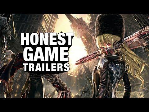 Honest Trailers | Code Vein
