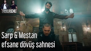 İçerde - Sarp & Mestan Efsane Dövüş Sahnesi