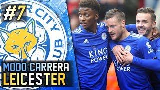 SE PONE TENSA LA LIGA Y FUERA DE LA COPA? | FIFA 19 Modo Carrera: Leicester #7