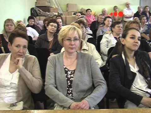 Встреча жителей Всеволожска с Валегжаниным