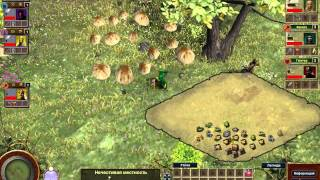 Hinterland Orc Lords Elfa - part 3