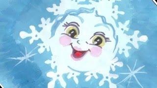 Мультфільм до казки Сніжинка