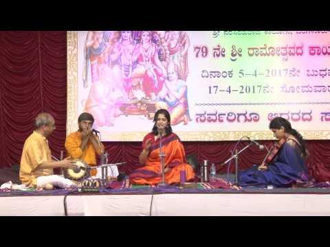 Thillana - Brindavana Saranga - Adi - Balamuralikrishna