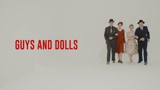 Meet the Principals | Guys and Dolls (UK Tour)