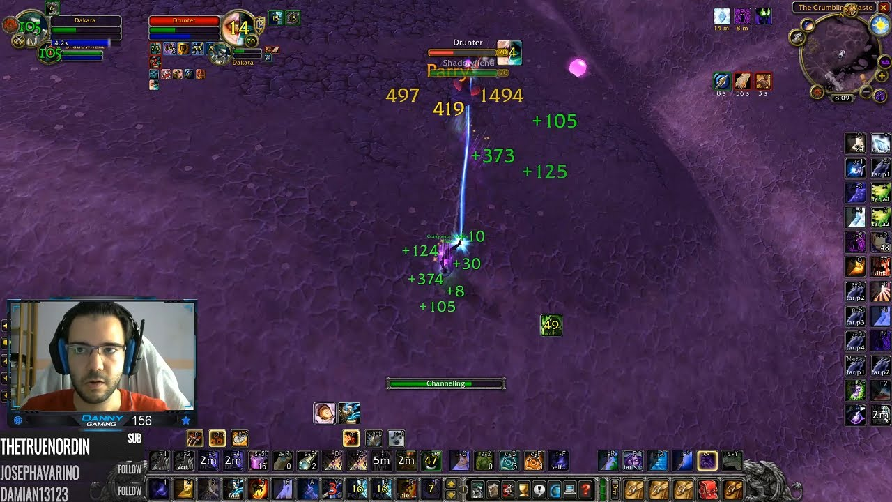 This Gets A Lot Better with Resilience   TBC Classic
