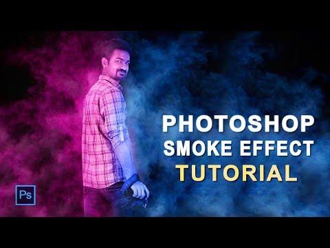 Smoke Effect Photoshop Cc