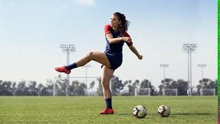 Nike Football Presents: Training Unlocked with Alex Morgan