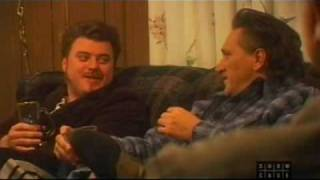 Trailer Park Boys - Ricky, Ray, and Bubbles Talk About Santa