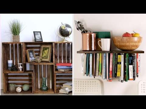 8 Home Projects for Your Book Collection