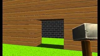 Копатель Онлайн #1. Начинаем строить с Димой!(Начинаем строить свои дома! Глюканутая игра! ДА, ДА! С факелом, настоящий глюк! Ставь ♥, подписывайся на кана..., 2015-03-27T10:35:39.000Z)