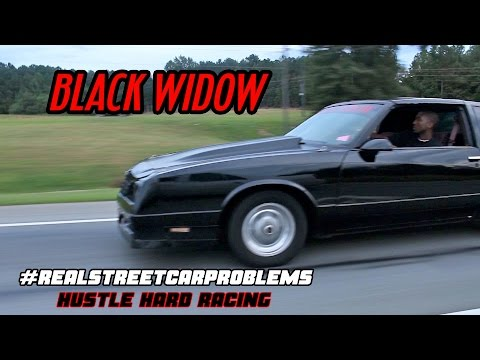 #TRUESTREETCARPROBLEMS: Hustle Hard Racing's Black Widow